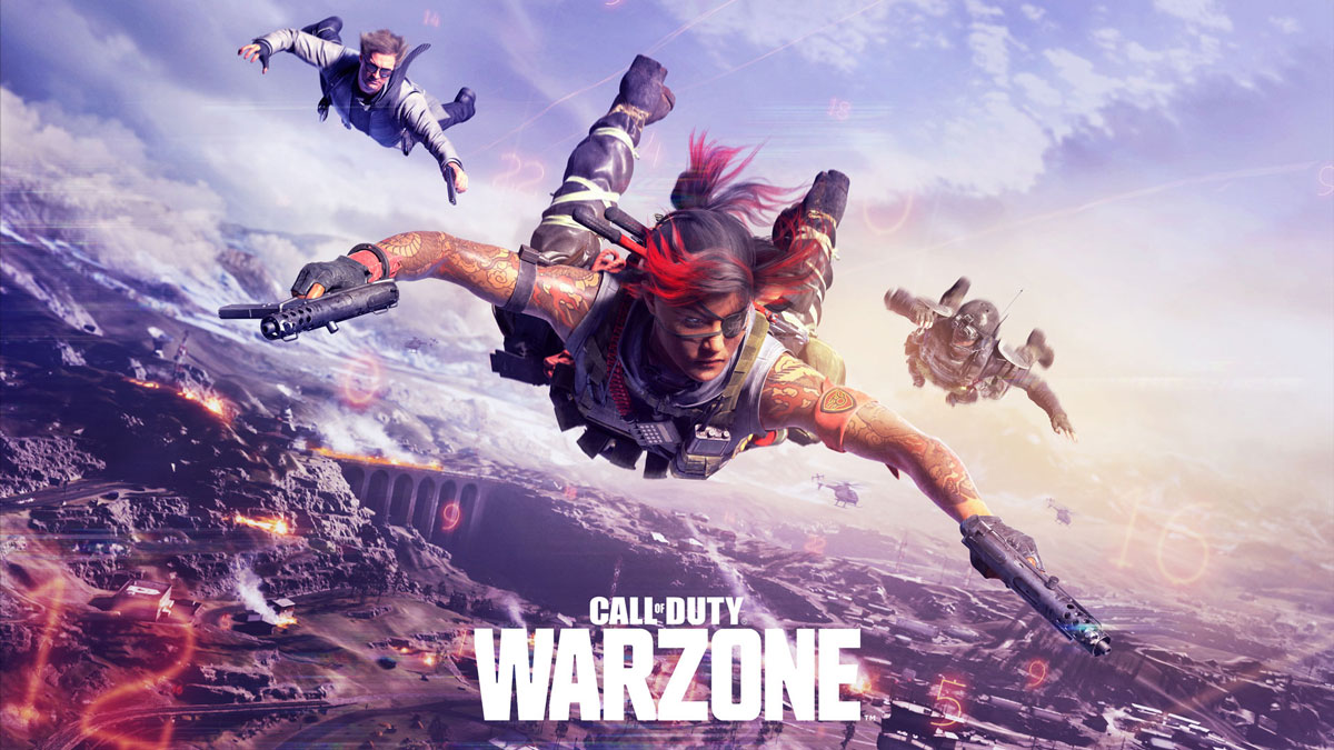 Call of Duty Warzone Tournaments